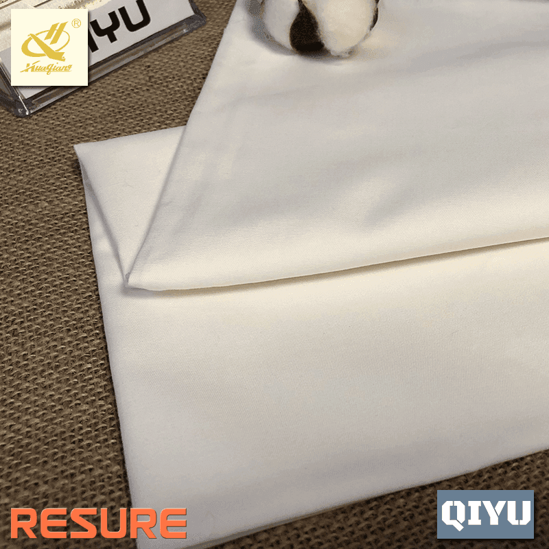 32s 100% Cotton Twill Shirting Fabric Featured Image
