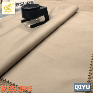 60%T 40%C Soft Fine Yarn Cotton Polyester Windproof Twill Fabric