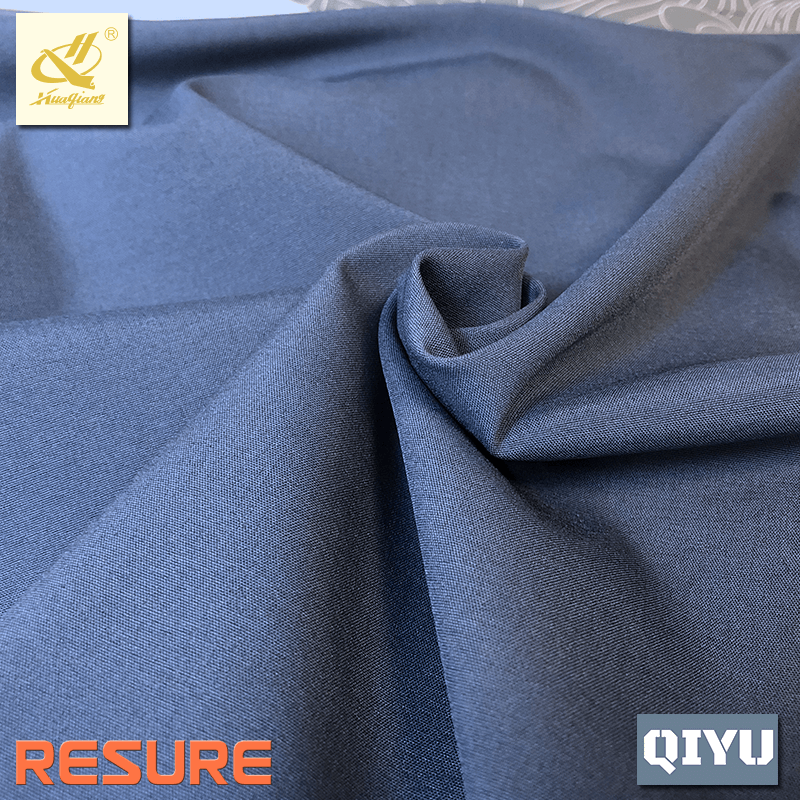95%T 5%SP 129GSM Soft 4-way Stretched Plain Weave Fabric Featured Image