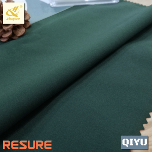 100% Polyester T400 Yarn 4 Way Stretched Plain Fabric