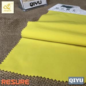 100% Polyester 115GSM T400 4-way Stretched Plain Weave Fabric