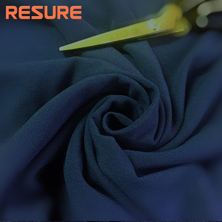 Food Grade Tinplate Double Crepe Fabric -