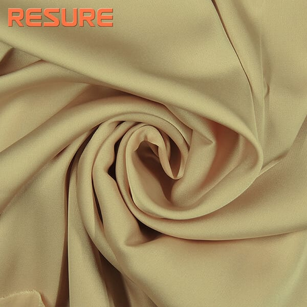 Bright Metal Sheet Elastic Fabric Material -