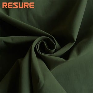 Polyester Nylon Cotton mixed Plain Fabric