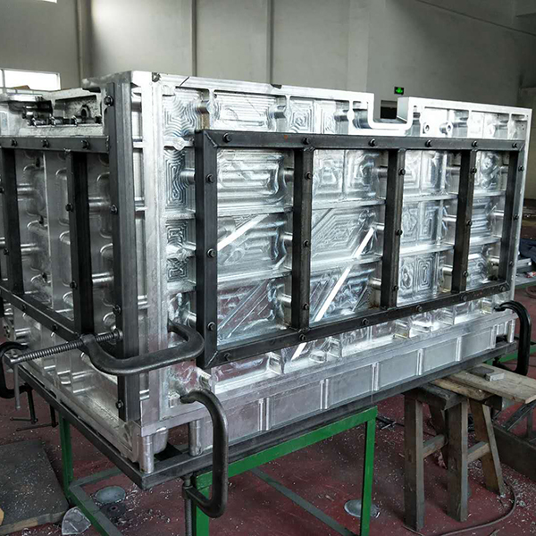 High definition Rotomolding Mold -