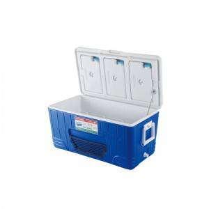 80L cooler box for cold keeping