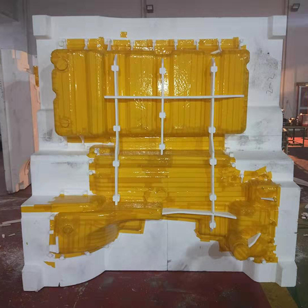OEM/ODM China Aluminium Rotational Molding Mold -