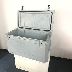 110L Rotomolded fish bin ice chest cooler box