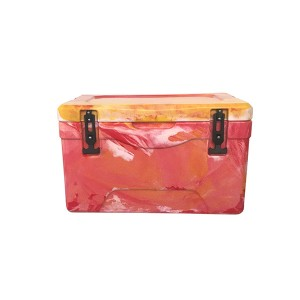 28L Outdoor Rotomolded ukudoba cooler box