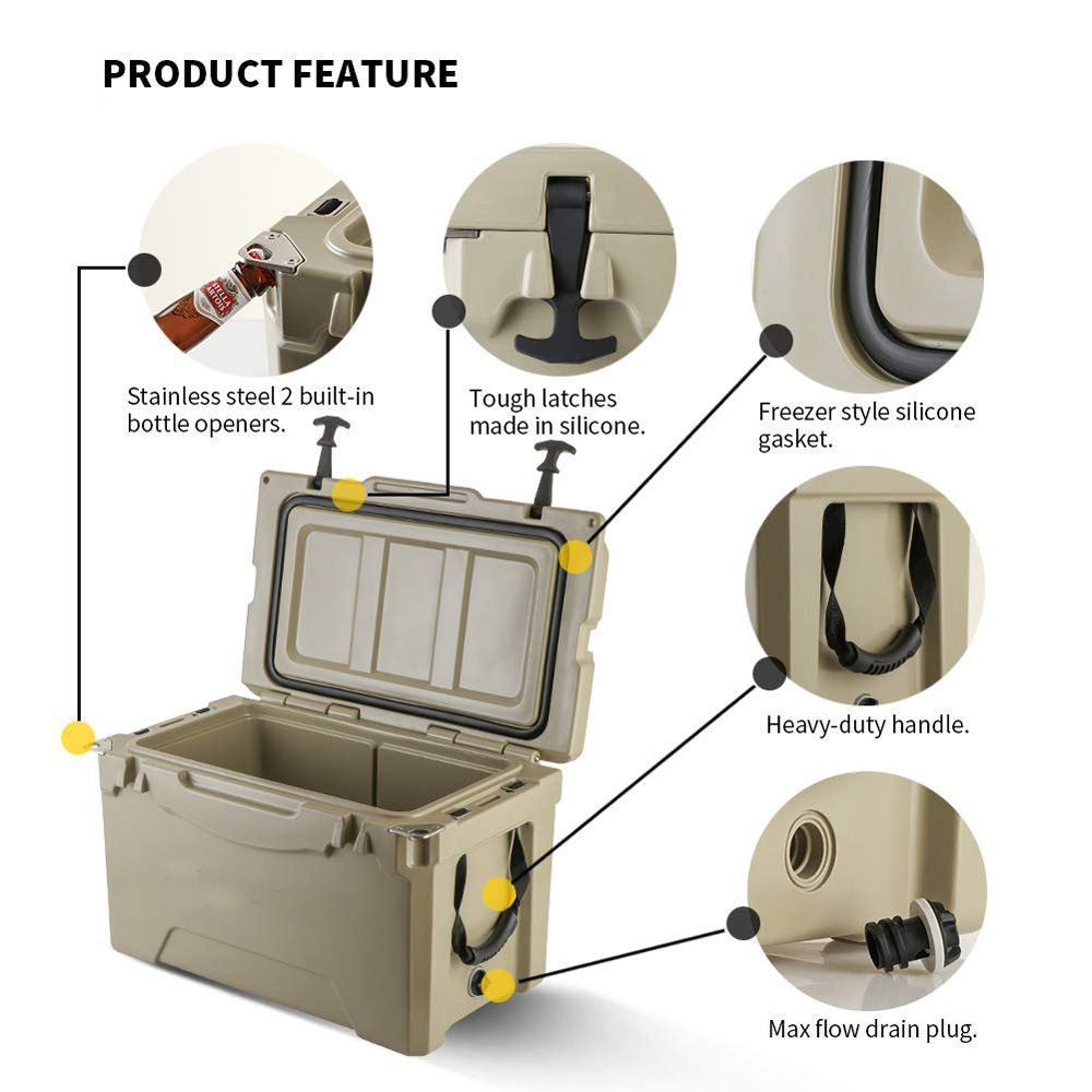 Original Factory Portable Ice Cooler -