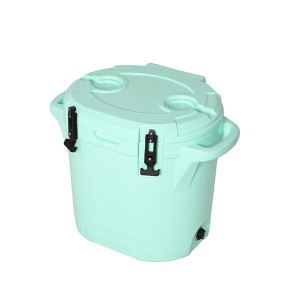 25L rotomolded Round Coolers