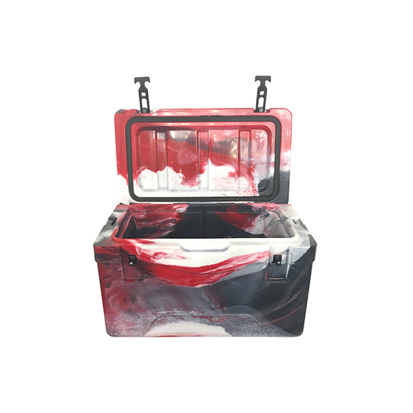 28L LLDPE wholesale plastic styrofoam bear camo cooler Featured Image