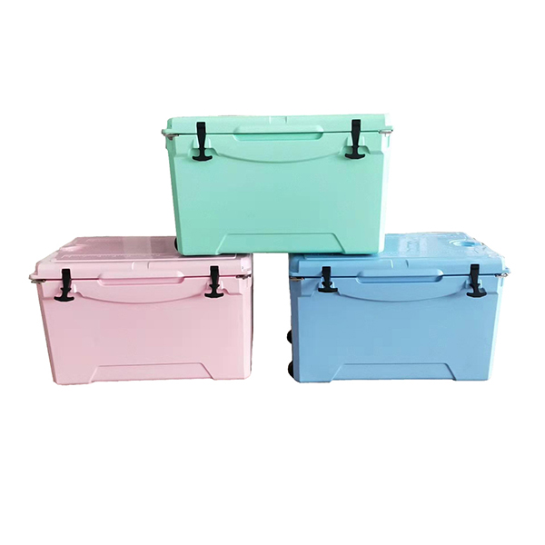 High reputation Yellow Cooler Box -