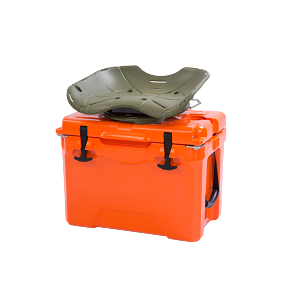 Factory wholesale Rotomoled Cooler Box -