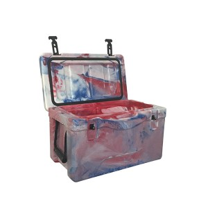 28L Jag Kampering Cool Camo hard Sided Cooler