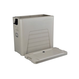 110L rotomolding cold chain cooler box
