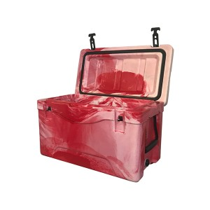 38L Roto-mold Plastic car camping wine cooler box