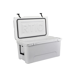 RTIC 65L Rotomolding is boks