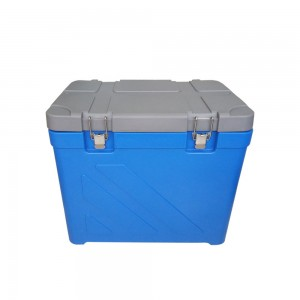 110 130L roto-molded cold chain ice coolers