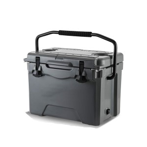 25QT Rotomolded coolers met handvatsel bar