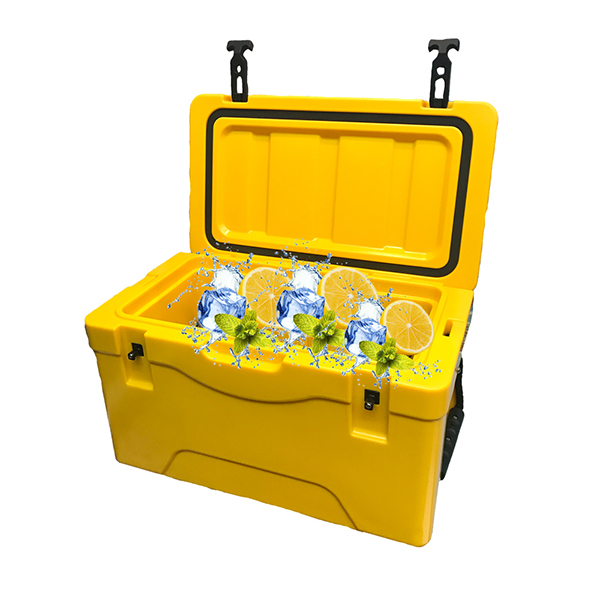 OEM manufacturer Fishing Rotomolded Hard Cooler -