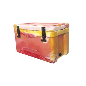 28L Camouflage color rotomolded ice box