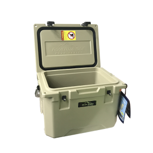 20 Quart Ice Chest Rotomolded Cooler Box