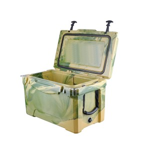 35QT camo color coolers