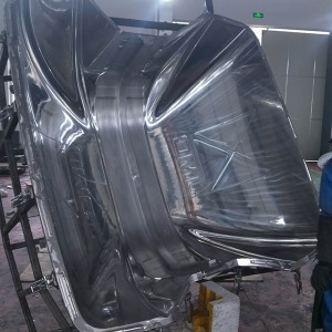 deflector Mold for JMC auto