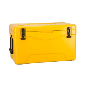 60L Factory supply fishing plastic ice box for fishing