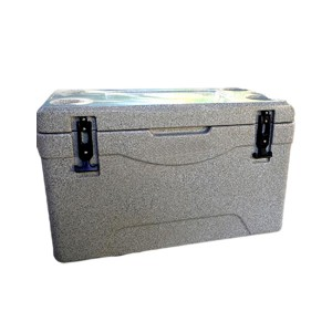 38L Custom Kamuflaji Ice Chest mai sanyaya akwatin Familly Outdoor Fikinik Roto Mould