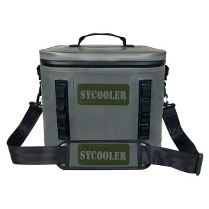 20L Soft Coolers with TPU material and air-tight zipper