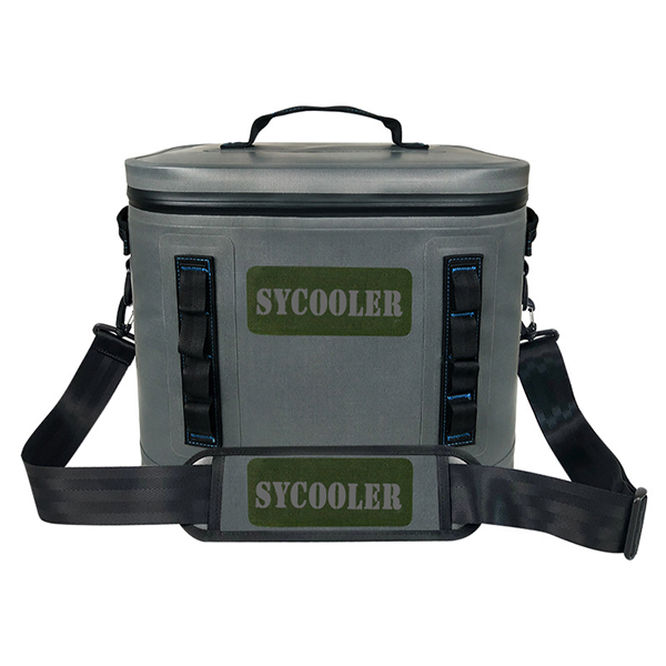 20L Soft Coolers with TPU material and air-tight zipper Featured Image