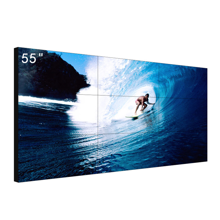 Multi Function Android Advertising Player 15 18 21 24 27 32 inch Video Wall