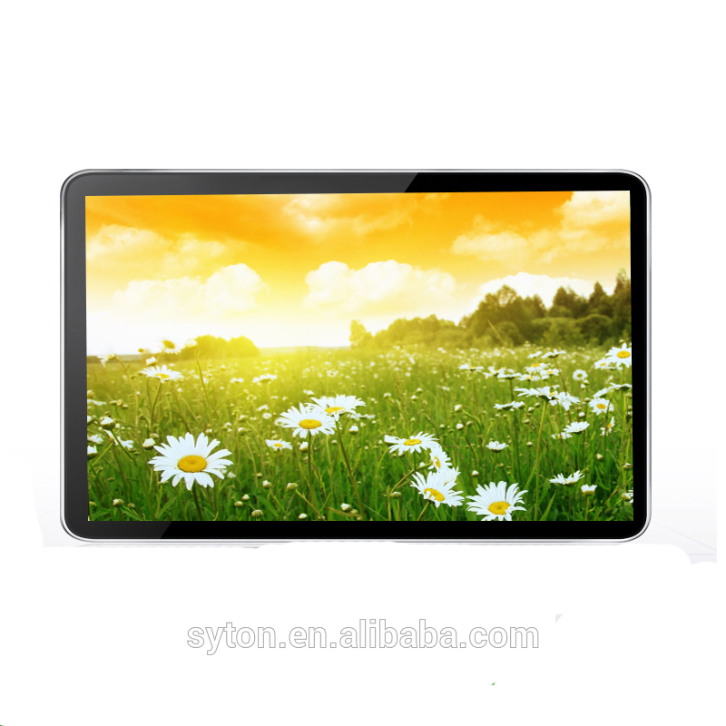 65 inch full hd transparent touch screen lcd display