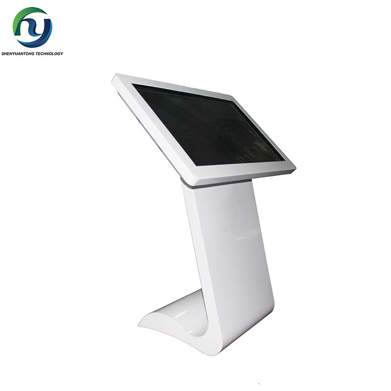 Windows Or Android Queuing Machine Kiosk Advertising Palyer For Bank