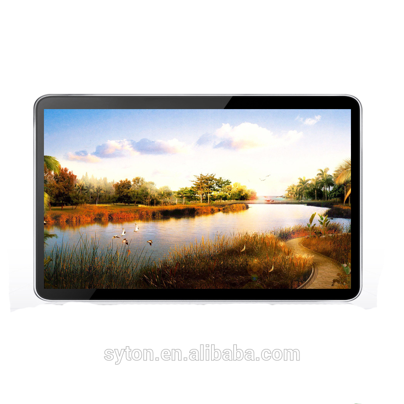 IR touch 550 brightness high resolution 1080P ad players