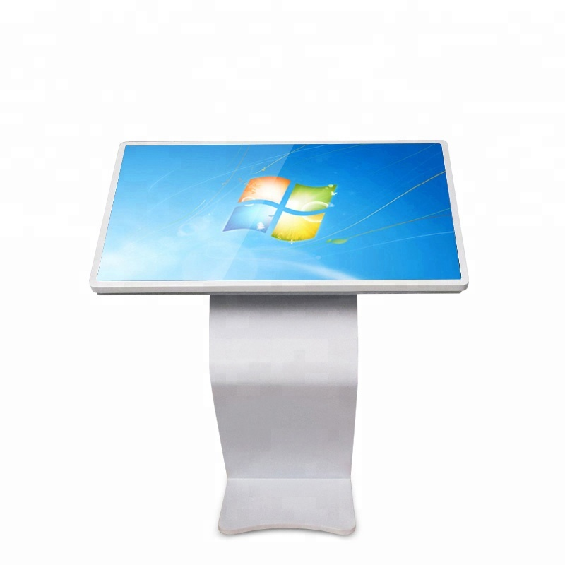 High Quality Wholesale interactive touch screen kiosk player android 43 inch all in one pc