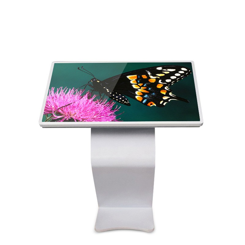 Hot Selling 55 Inch Totem Intel Advertising Lcd Ad Player For Restaurant Mall Hotel