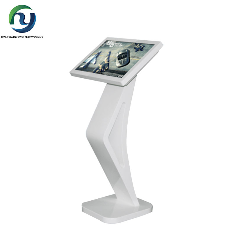 Cheap Whosale High Quality Queuing Machine Kiosk Advertising Palyer For Bank