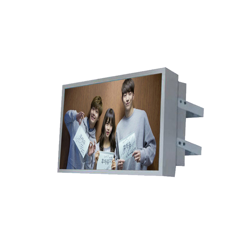 50 Inch Rolling Playing Standalone Outdoor Waterproof Digital Signage