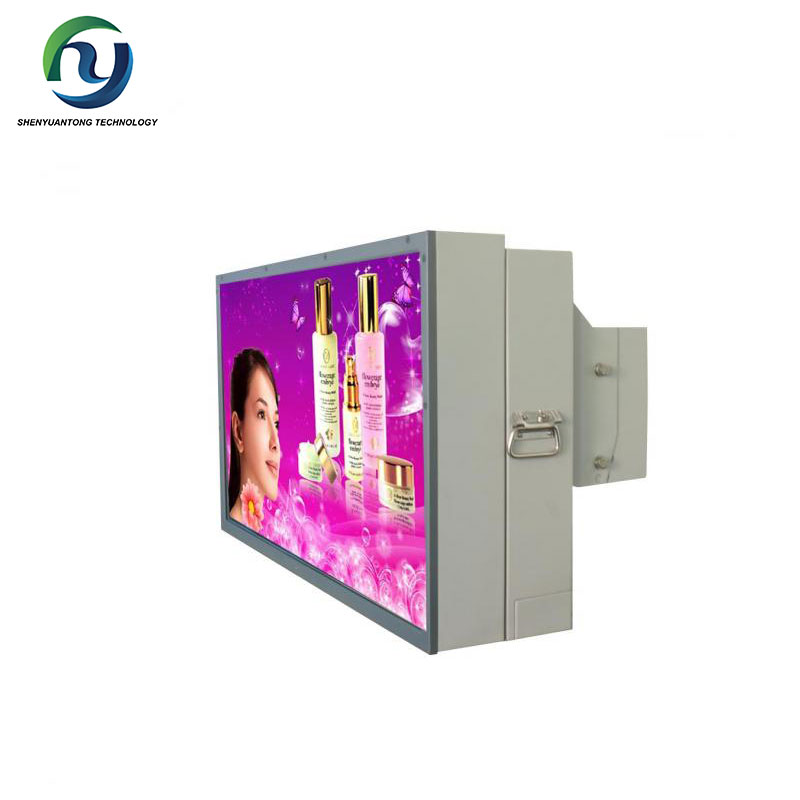 outdoor high brightness advertising signs digital LCD AD player