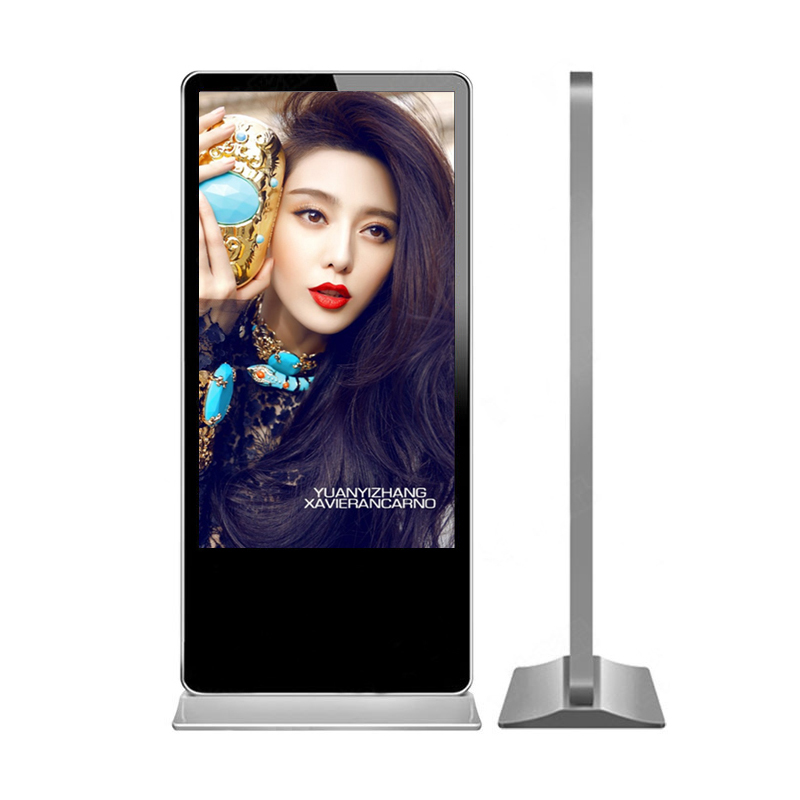 "42"" Full hd body sensor magic mirror tv magic mirror Advertising Display Totem"