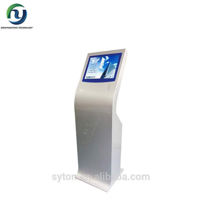 Bank/Telecom Payment Interactive Touch Information Kiosk