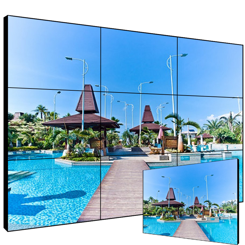 Massive Selection for 4×3 Video Wall -