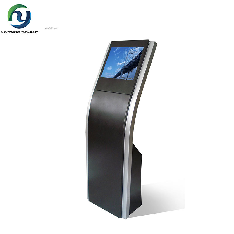 "17""/19"" wireless banking kiosk self service queuing machine"