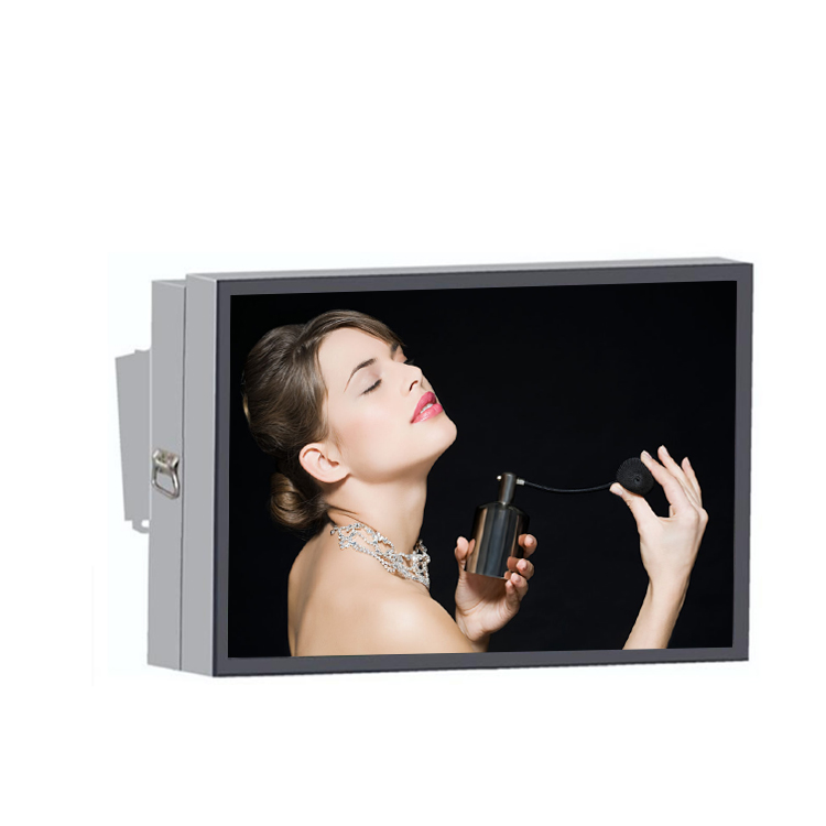 46/47/55/65 inch Wall-mounted outdoor lcd advertiser machine