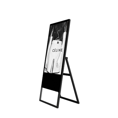 "China Factory Supply New Ultra-Thin Portable 42 43 inch Lightweight Vertical Digital Signage Display(Optional 32"" 49"" 55"" 65"")"
