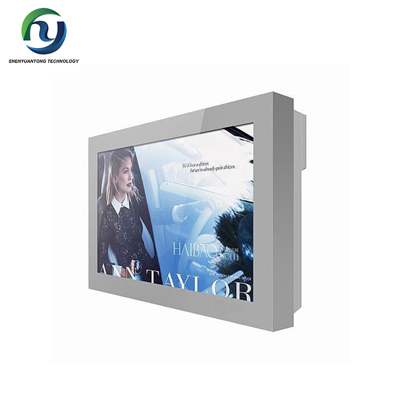 Hot sale 2019 Newest 21.5 inch 32 inch and 43 inch Full Size Android/Windows Wall Mounted Outdoor Digital Signage Price