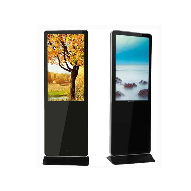Floor Stand indoor android wifi network media ad player Featured Image